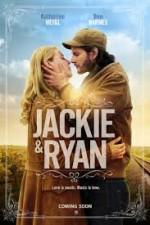 Jackie & Ryan (2014) afişi