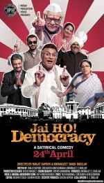 Jai Ho! Democracy (2015) afişi