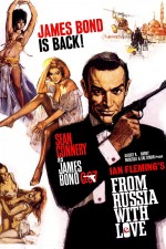 James Bond: Rusyadan Sevgilerle (1963) afişi