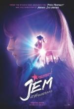 Jem and The Holograms (2015) afişi