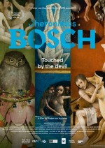 Jheronimus Bosch, Touched by the Devil (2016) afişi