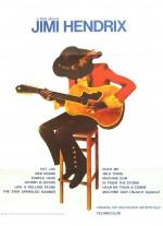 Jimi Hendrix (1973) afişi