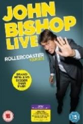 John Bishop Live - Rollercoaster (2012) afişi