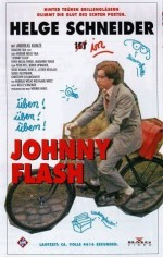 Johnny Flash (1986) afişi
