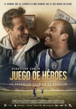 Juego de Heroes (2016) afişi