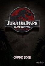 Jurassic Park: İsland Survival (2018) afişi