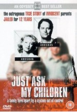 Just Ask My Children (2001) afişi