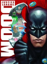 Justice League: Doom (2012) afişi