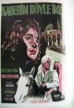 Kaderim Böyle İmiş (1959) afişi