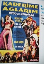 Kaderime Ağlarım (1960) afişi