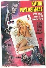 Kadın Paylaşılmaz (1969) afişi