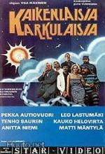 Kaikenlaisia Karkulaisia (1981) afişi