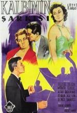 Kalbimin Şarkısı (1956) afişi