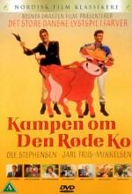 Kampen Om Den Røde Ko (1987) afişi