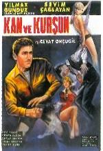 Kan Ve Kurşun (1966) afişi