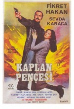 Kaplan Pençesi (1976) afişi