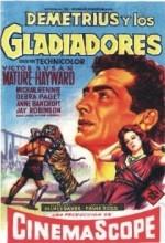 Kaplanların Pençesinde (1954) afişi
