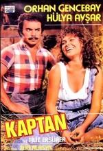 Kaptan (1984) afişi