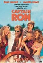 Kaptan Ron (1992) afişi