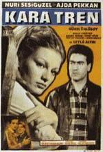 Kara Tren (1966) afişi
