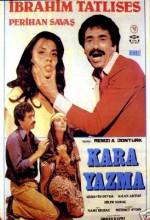 Kara Yazma (1979) afişi