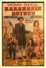 Karamanın Koyunu (1972) afişi