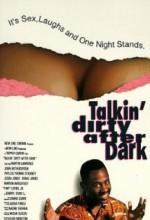 Karanlık Sonrası Kirli Konuşma (1991) afişi