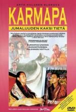 Karmapa - Jumaluuden Kaksi Tietä (1998) afişi