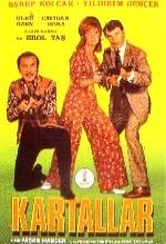 Kartallar (1971) afişi