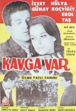 Kavga Var (1964) afişi