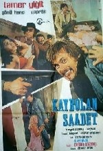 Kaybolan Saadet (1976) afişi