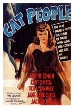 Kedi Kız (ı) (1942) afişi
