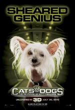 Kediler ve Köpekler Kitty Galore'un İntikamı (2010) afişi
