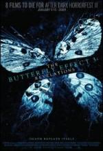 Kelebek Etkisi 3 (2009) afişi