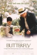 Kelebeklerin Dili (1999) afişi