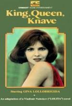 King, Queen, Knave (1972) afişi