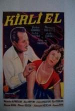 Kirli El (1958) afişi