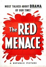 Kırmızı Tehdit (1949) afişi