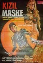 Kızıl Maskenin İntikamı (1971) afişi