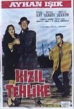Kızıl Tehlike (1967) afişi