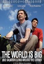 Koca Dünyada Kurtuluş Pusuda (2008) afişi