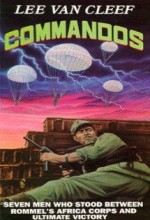 Komandolar (1968) afişi