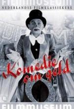Komedie Om Geld (1936) afişi