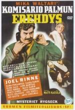 Komisario Palmun Erehdys (1960) afişi