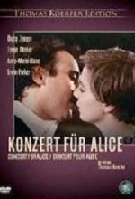 Konzert Für Alice (1985) afişi