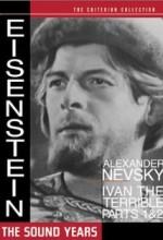 Korkunç İvan 1 (1944) afişi