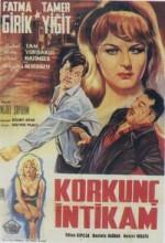 Korkunç intikam (1965) afişi