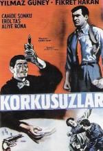 Korkusuzlar (1965) afişi