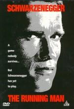 Koşan Adam (1987) afişi