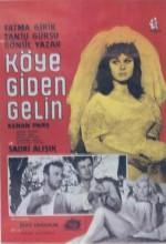 Köye Giden Gelin (1964) afişi